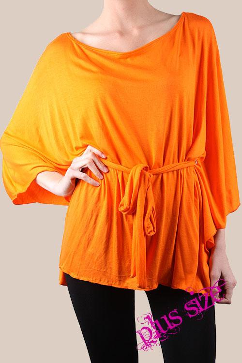 d4d38c666f9 Plus size pink summer shirt w belt · Nicole Ren a Clothing Company ...