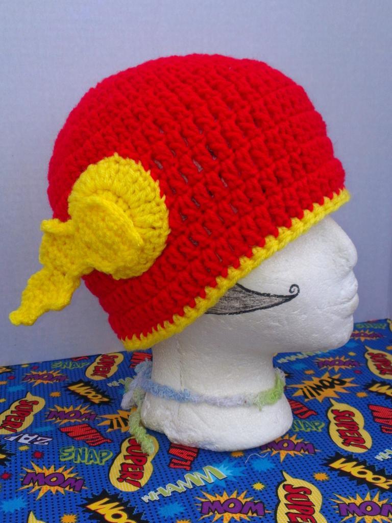 The Flash Beanie on Storenvy 84530f10311