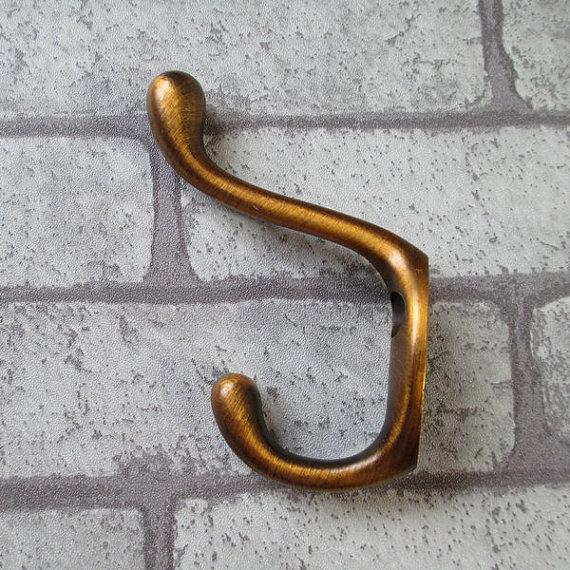 Wall Hooks Wall Hook Antique Brass Coat Hangers Coat Rack Hooks Fascinating Antique Coat Rack Hooks