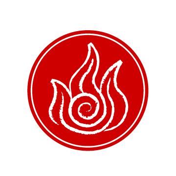 Avatar Fire Nation Decal Safety Bunnys Decal Shop Online Store