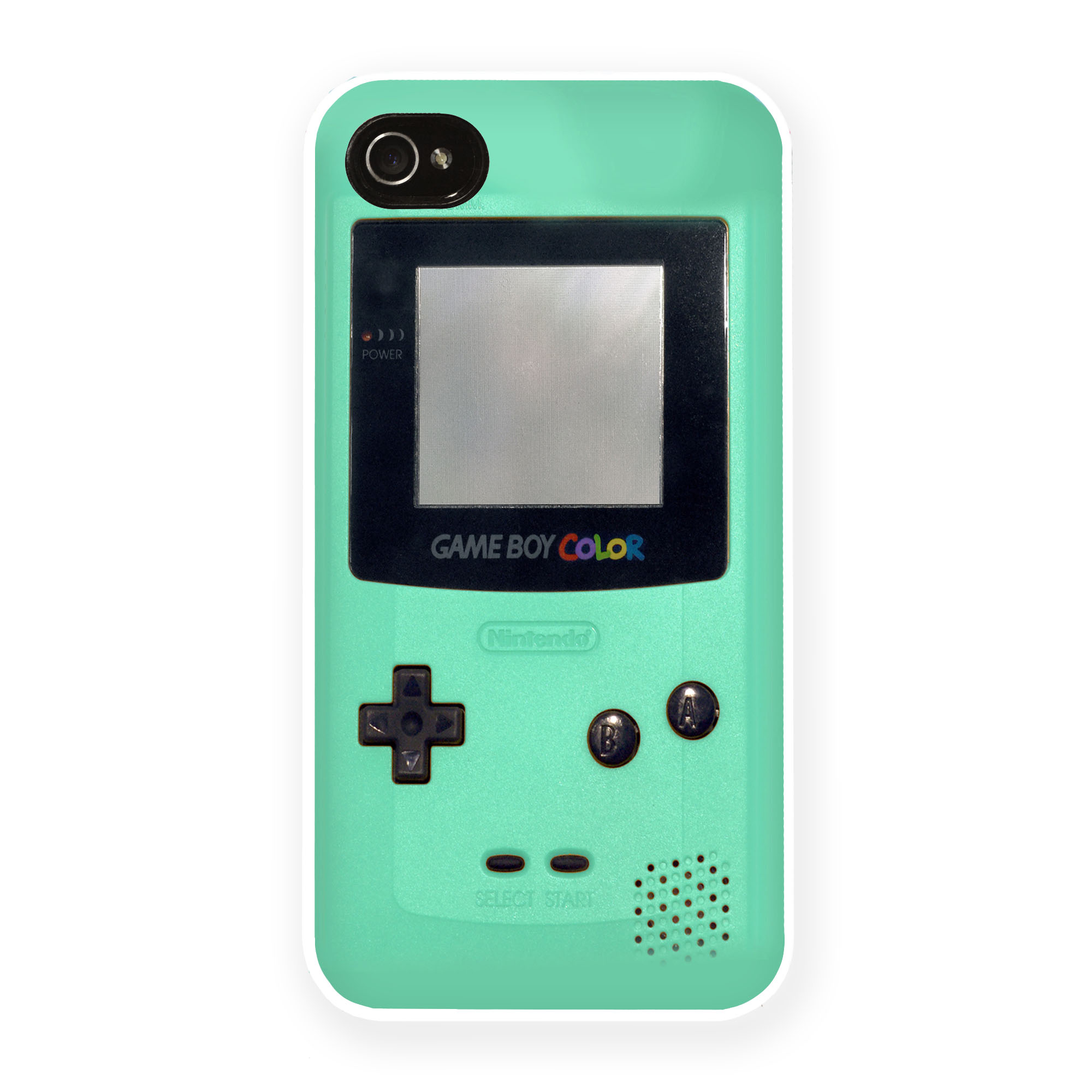 official photos eb3ba a59f5 Mint Green Gameboy iPhone Case iPhone 5S iPhone 5 iPhone 4 Case iPhone 4S  Case iPhone 5C Case iPhone 5C Case Cute Kawaii