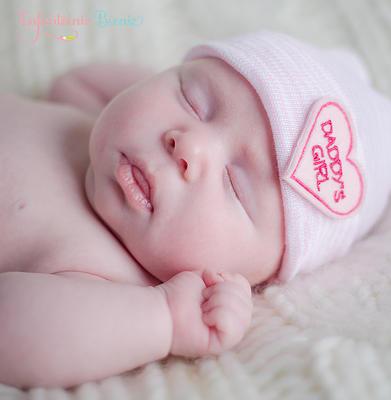 96659aa3f Newborn Hospital Hat- Newborn Girl- Newborn Girl Hospital Hat- Newborn Girl  Hat- Newborn Girl- Baby Girl Hat- Baby Girl from Infanteenie Beenie