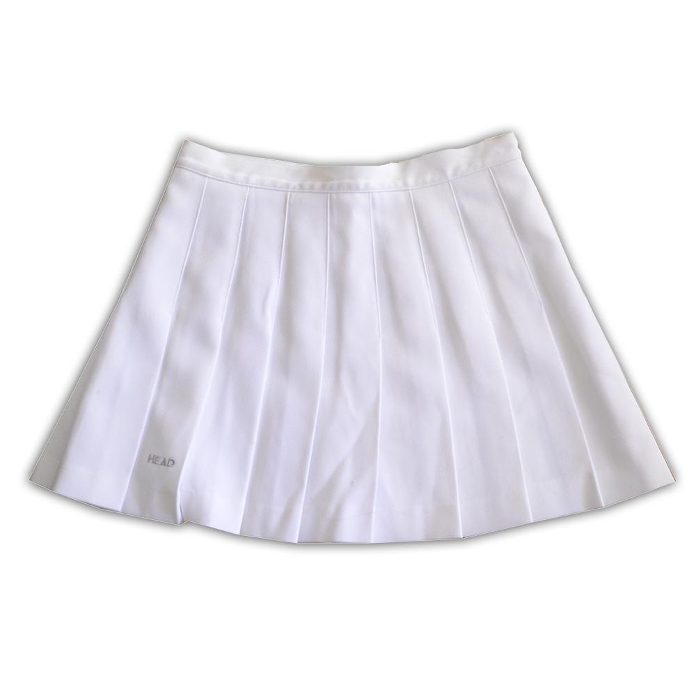 6f1637507c White Pleated Tennis Skirt SZ 8 on Storenvy