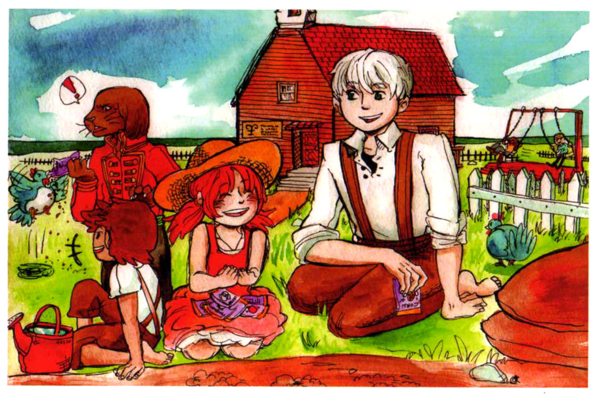 Xenogears - Billy's place (4x6) · CLUB★CRAB · Online Store ...