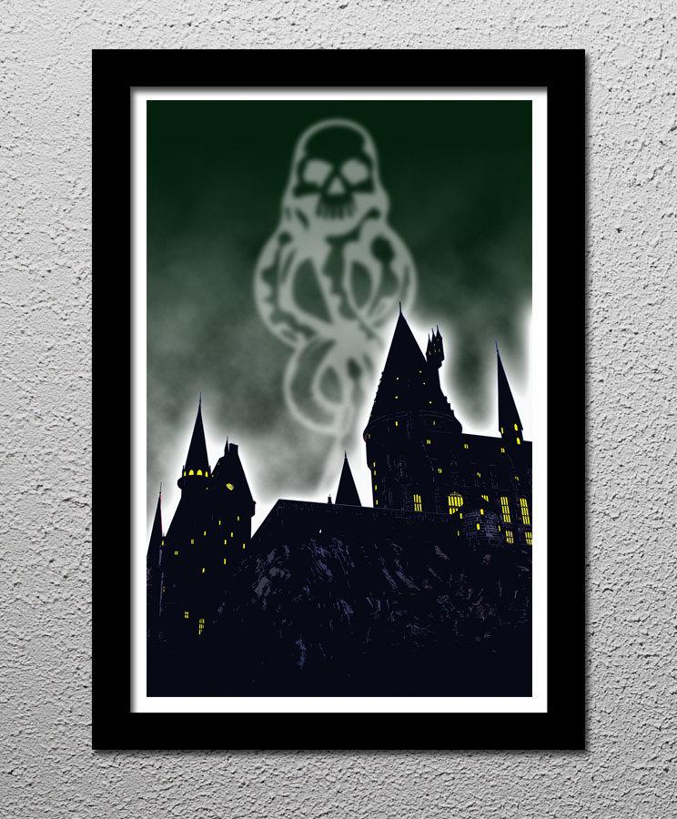 Harry Potter Deathly Hallows/ Dark Mark Poster Pack