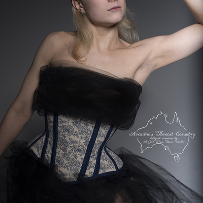 sample corsets · ariadne's thread corsetry · online store