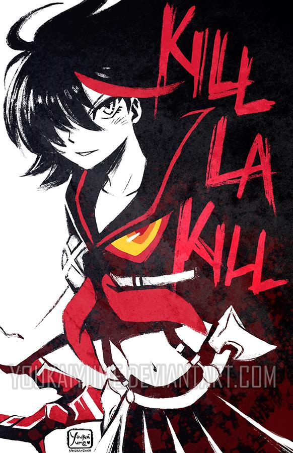 Kill La Kill Ryuko On Storenvy