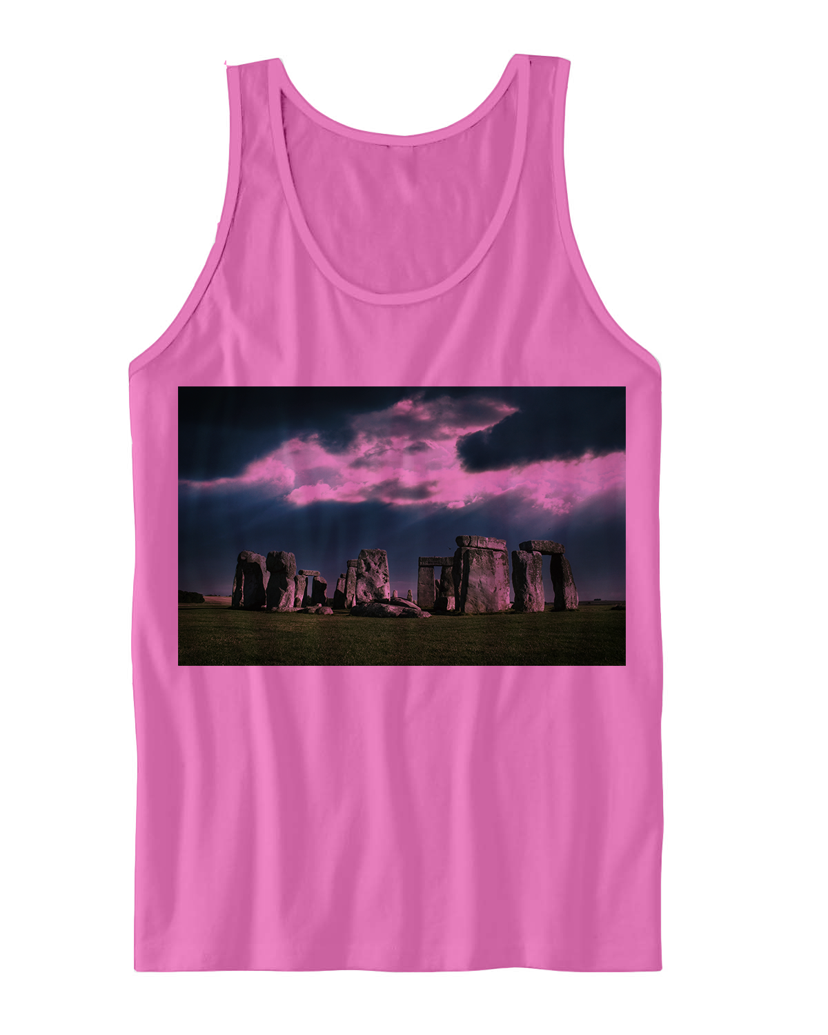 ... STONEHENGE TANK TOP TOURIST T-SHIRTS FAMOUS PLACES BIRTHDAY GIFTS CHEAP SHIRTS TREND FASHIONS CELEBRITY ...