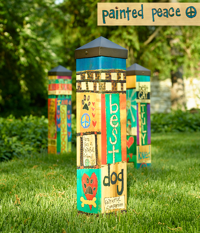 Best Cat 20 Memorial Art Pole From Quirks Of Art