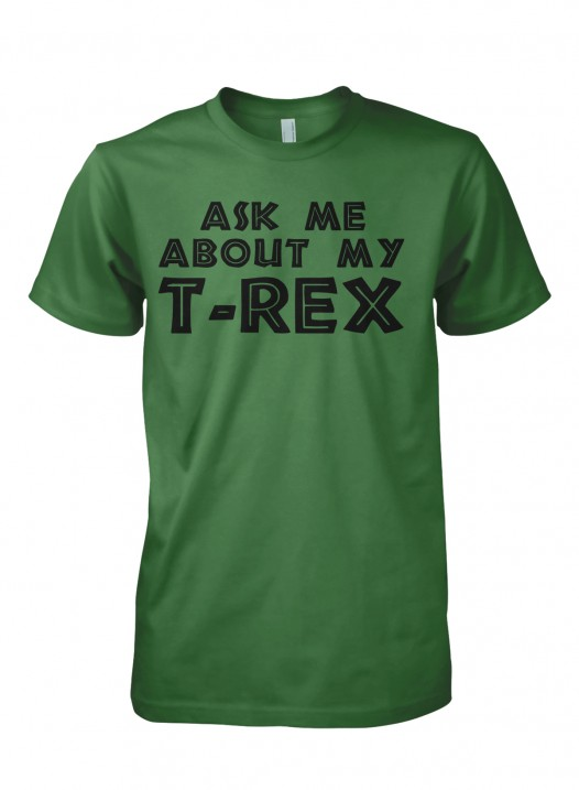 t rex t shirt the t shirt