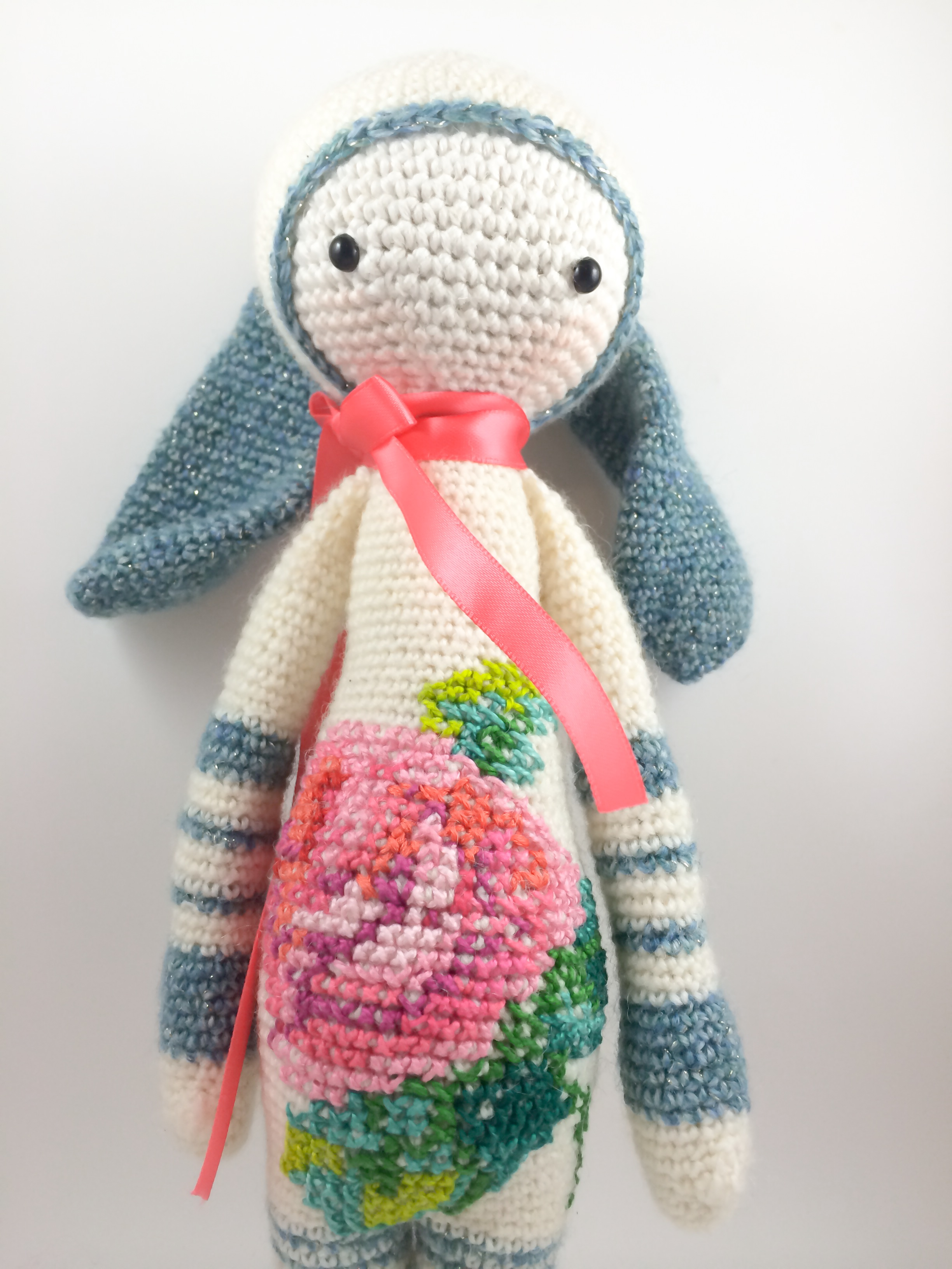 Rita Rabbit A Lalylala Doll On Storenvy
