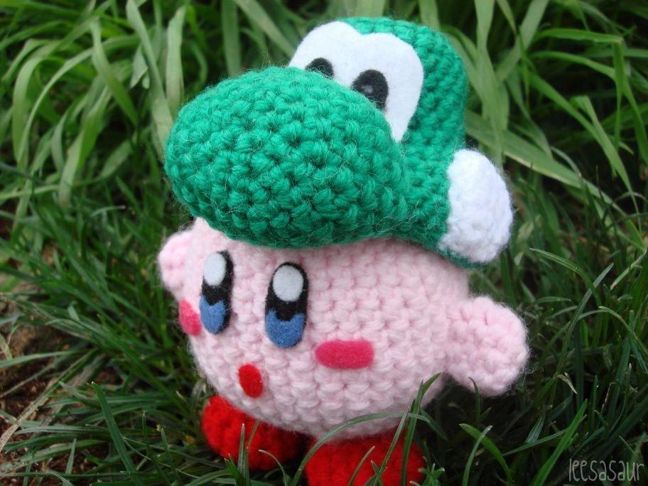 Kirby Yoshi Amigurumi On Storenvy