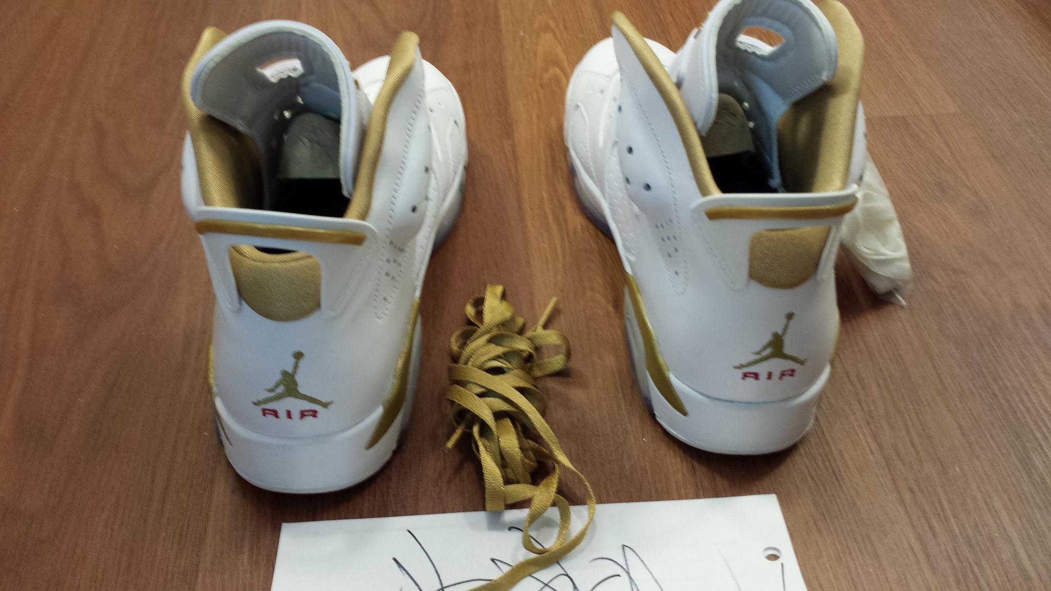 377fc1ba06d ... Nike Air Jordan VI from GMP Pack (size 11) - Thumbnail 3 ...