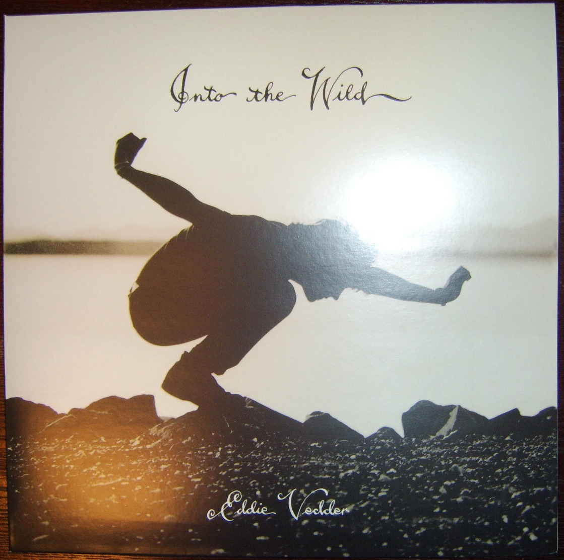 Into The Wild Soundtrack Eddie Vedder Vinyl Lp On