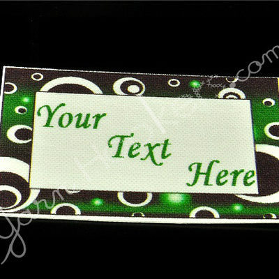 Cotton Fabric Labels · Yarn Hookers · Quality  925 Sterling Silver
