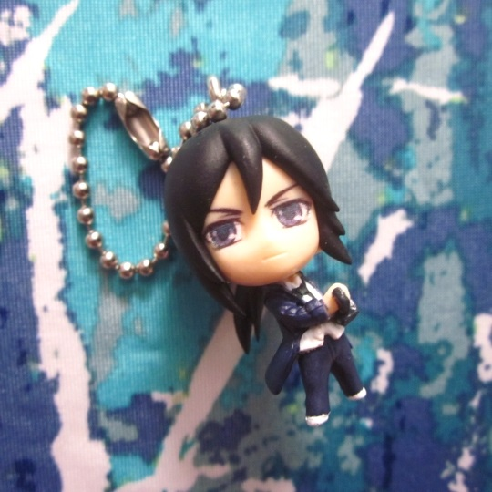 Missing Kings Fushimi Saruhiko Kizuna Swing Keychain K