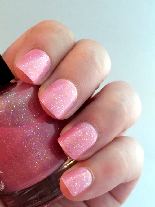 Rainbow Heart - Sailor Moon Inspired Indie Nail Polish - 15 ml on ...
