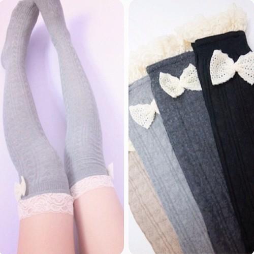 bee44c843eb Grey Knee High Socks Tumblr – images free download