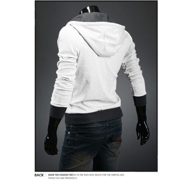 e03d0c7fc1e Plus size Sports Hooded Jacket Casual Winter Jackets hoody sportswear  Assassins Creed Men s Clothing Hoodies Sweatshirts