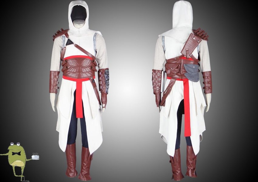 Assassin S Creed Altair Cosplay Costume For Sale Sold By