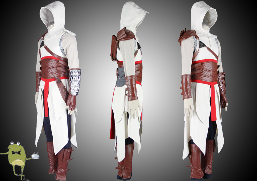 Assassin S Creed Altair Cosplay Costume For Sale Cosplayfield
