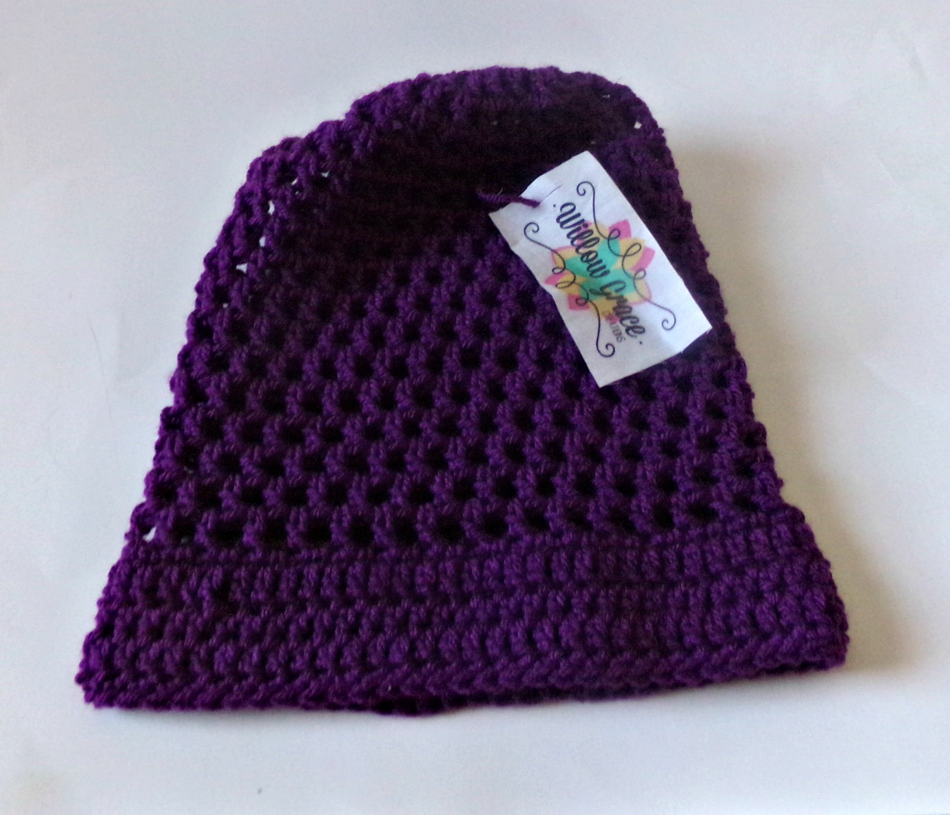 4b53a4fdc8ec8 Super Slouchy Beanie · Willow Grace Creations · Online Store Powered ...