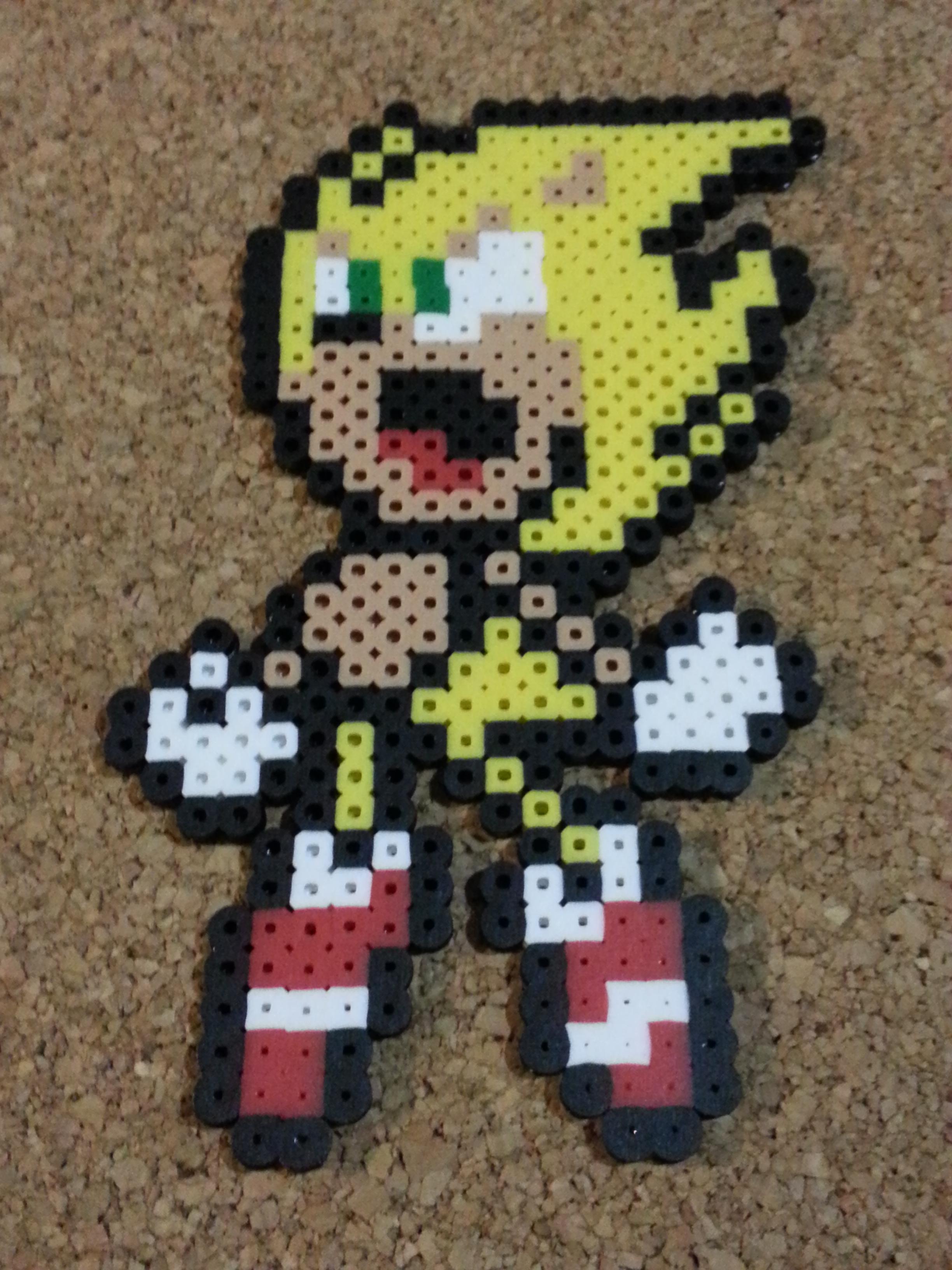 Super Sonic Bead Sprite Dynamic Custom Beadworks Online Store