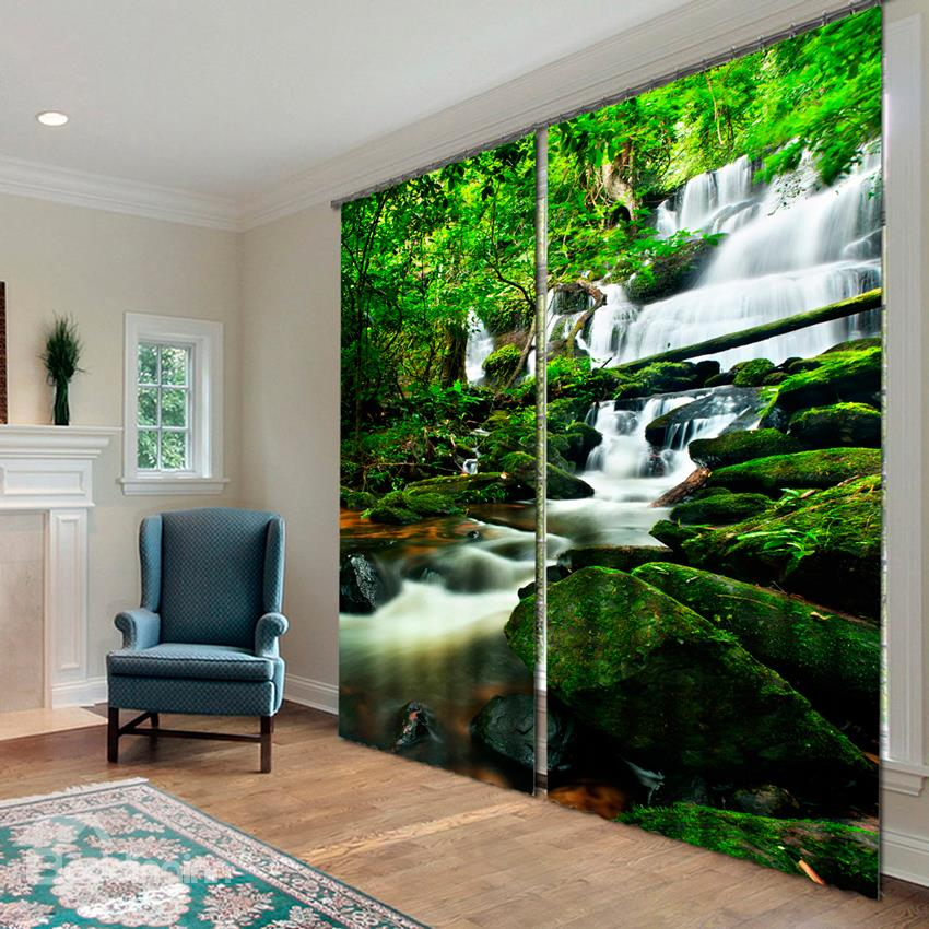 3d Curtains From Beddinginn 183 Modern Day Couponing