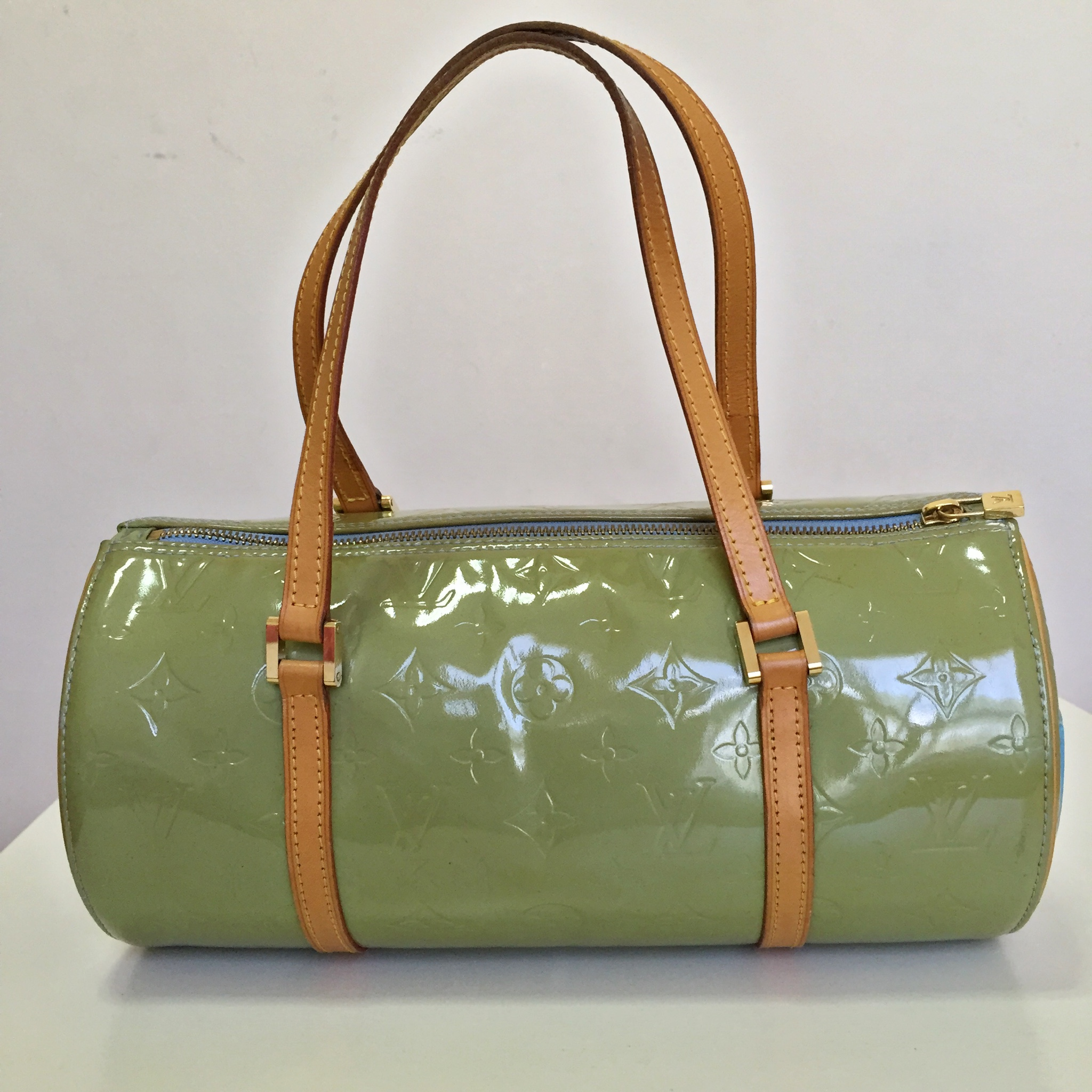 9b7079cfe38be LOUIS VUITTON Vernis Bedford Peppermint Bag on Storenvy