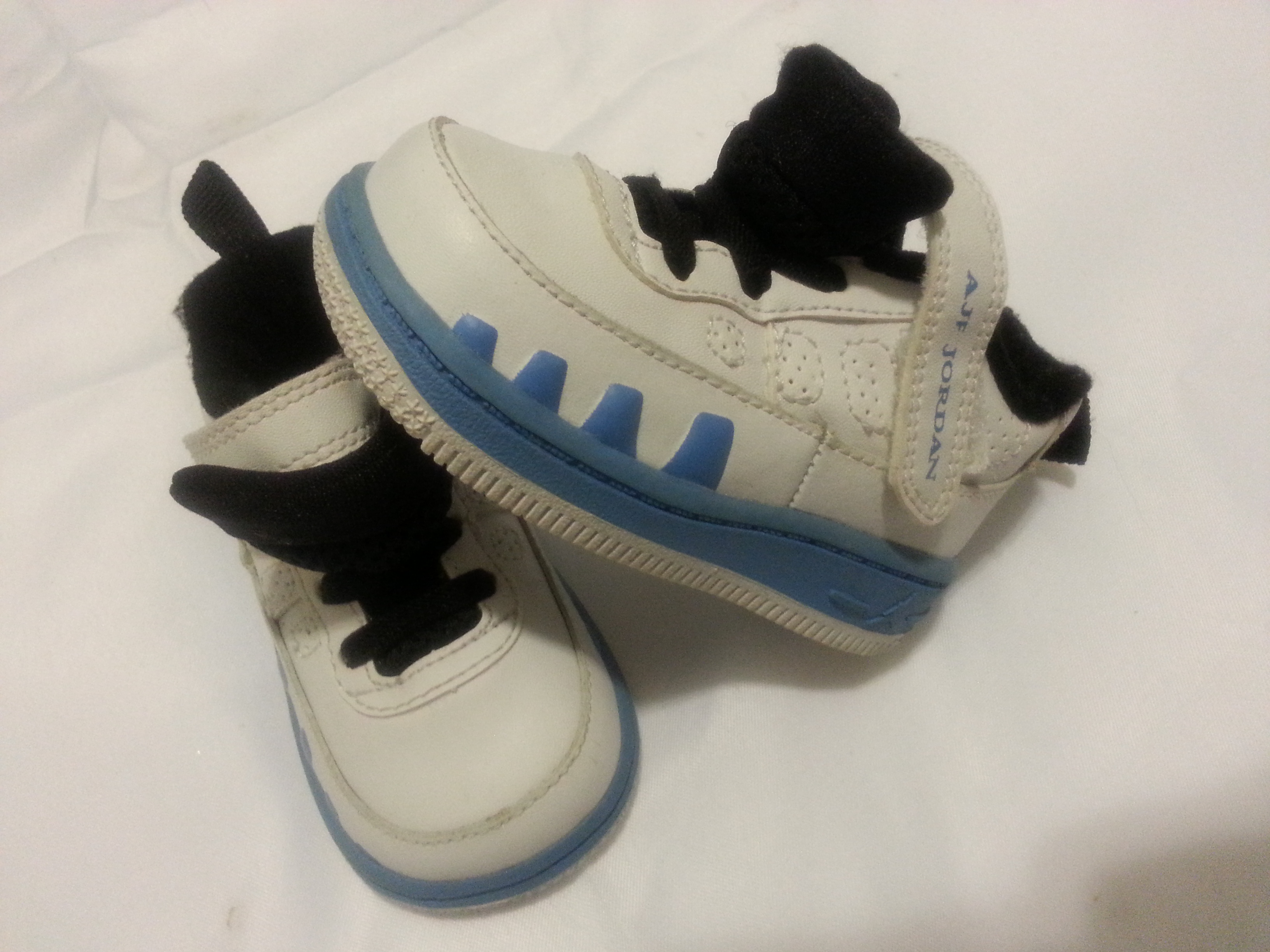 bb458ff8c81 New Baby Size 4.5 C Air Jordans on Storenvy