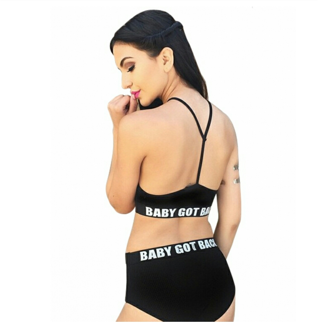 04c975fac5 Baby Got Back Two Piece Swimsuit on Storenvy