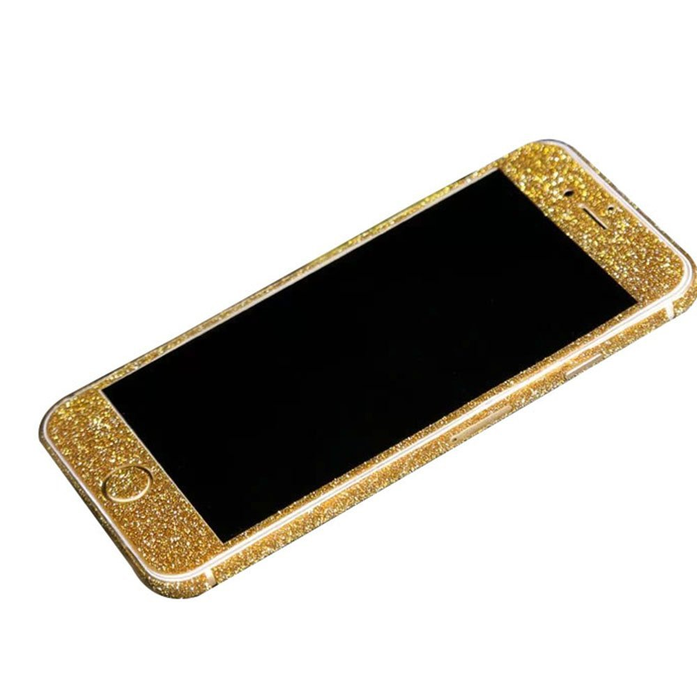 Gold Glitter Sticker Skin IPhone 6 IPhone 6 Plus IPhone 5 5s On Storenvy