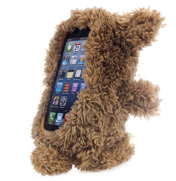 buy online a94eb 398a7 Teddy Bear Iphone Case from moozoo