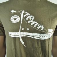 64adfb4a9140 Retro Converse Chuck Taylor All Star Faded T-Shirt M NWT Rare - Thumbnail 1  ...