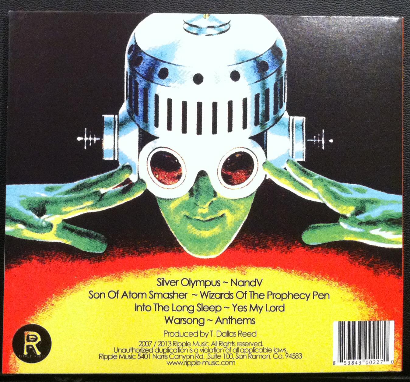 MOS GENERATOR CD