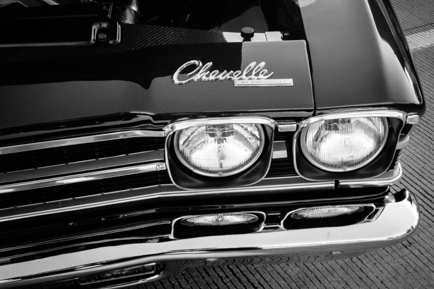 Chevy Chevelle Car Photography Automotive Classic Car Muscle