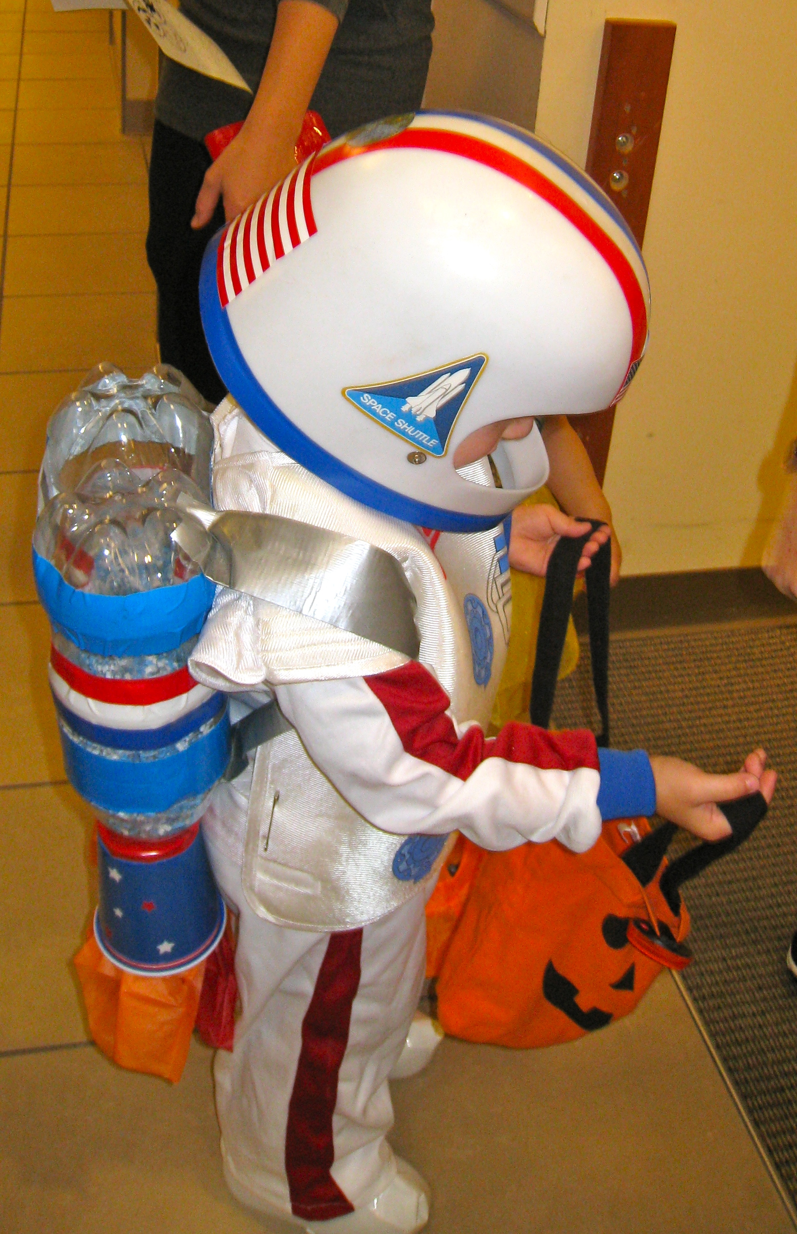 Astronaut Jetpack Birthday Party Favors Costume Rocket On