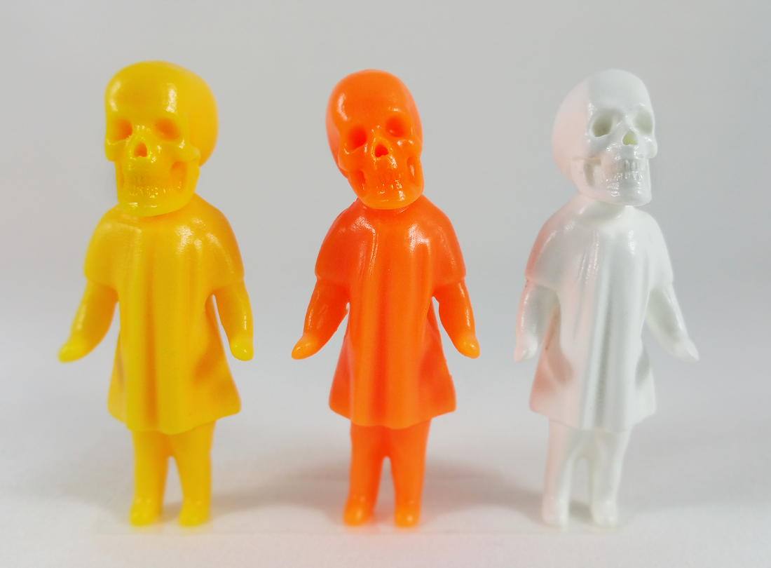 Dead Charlotte Bootleg Resin Action Figure Candy Corn