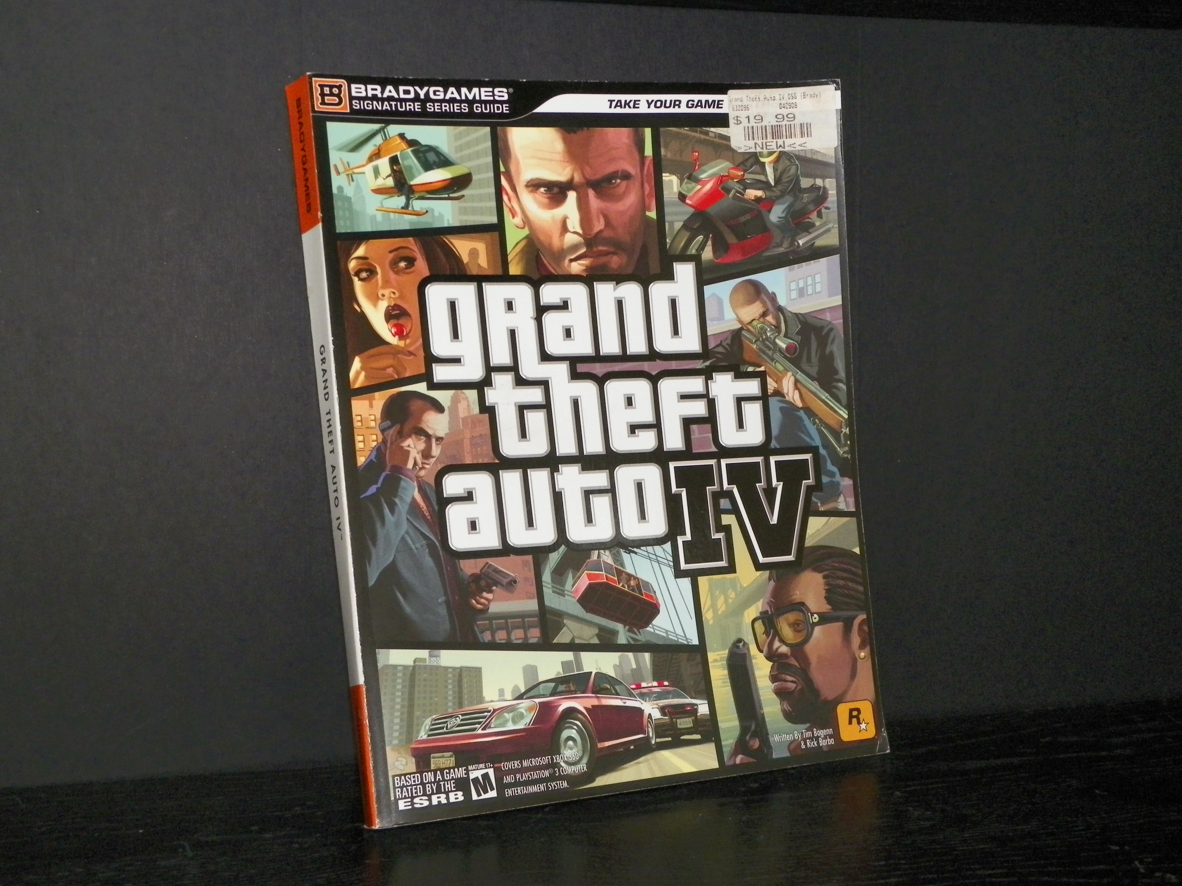 Grand Theft Auto IV (BradyGames Strategy Guide)