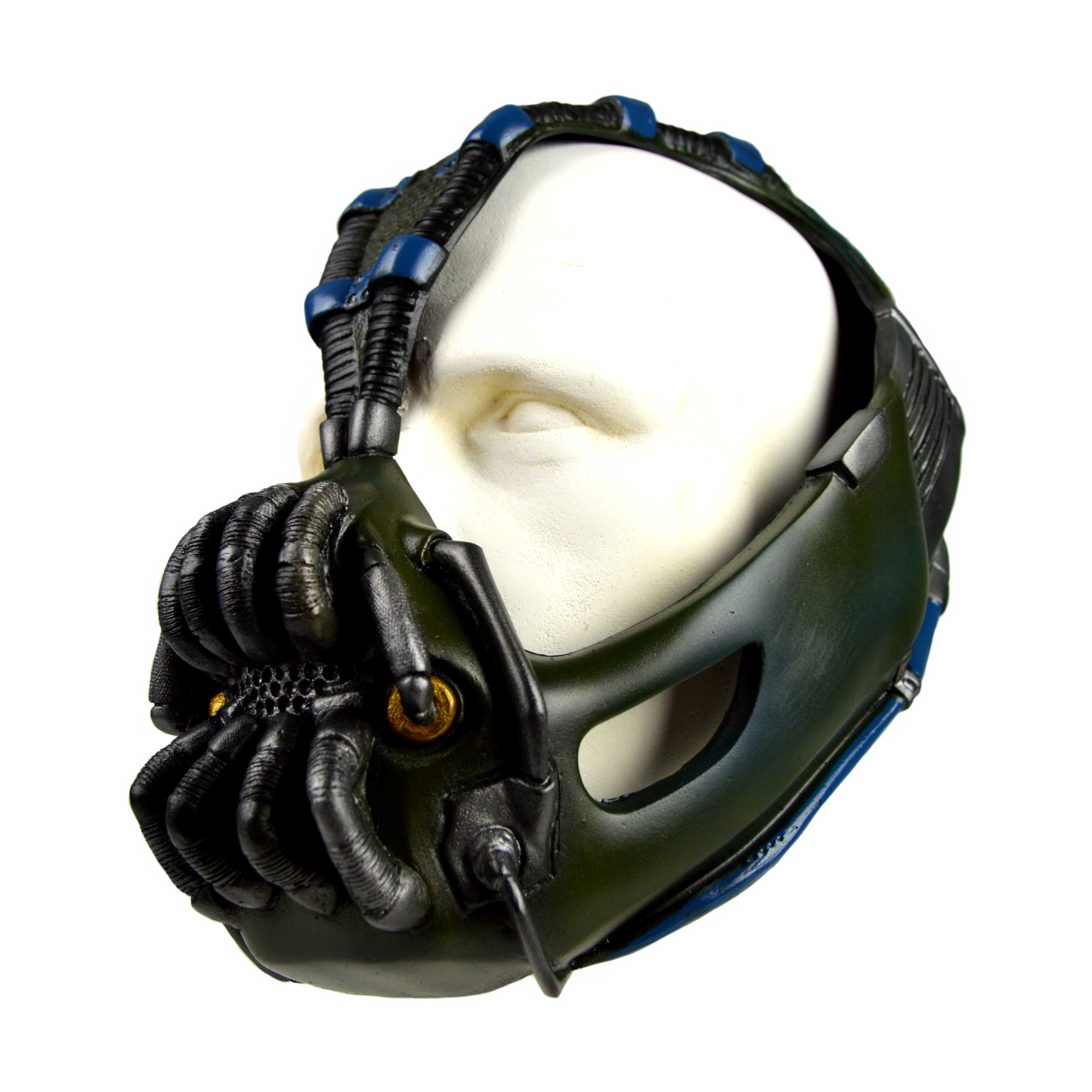 ... Bane Mask painted Tom Hardy Style - Thumbnail 2 ...  sc 1 st  Gotham City FX - Storenvy & Bane Mask painted Tom Hardy Style · Gotham City FX · Online Store ...
