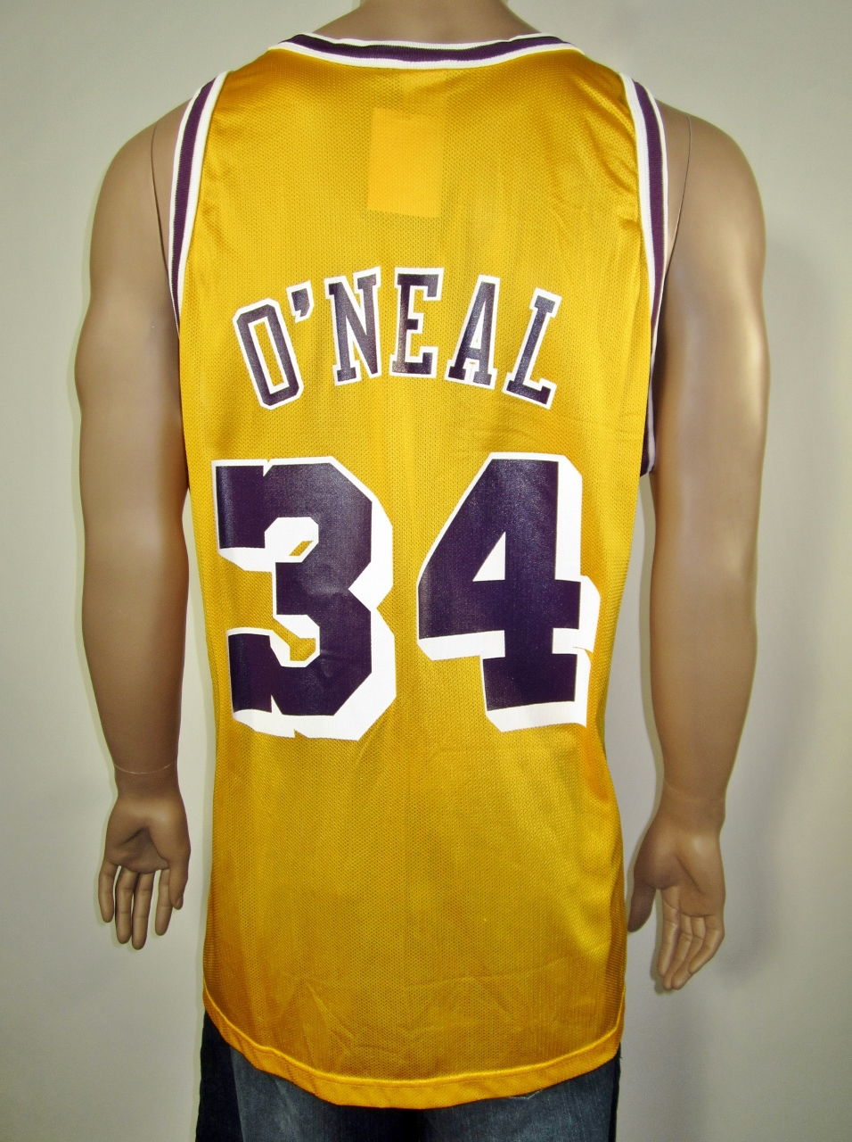Shaquille O Neal Los Angeles Lakers Champion Jersey NWT - Thumbnail ... 7811a1ccc