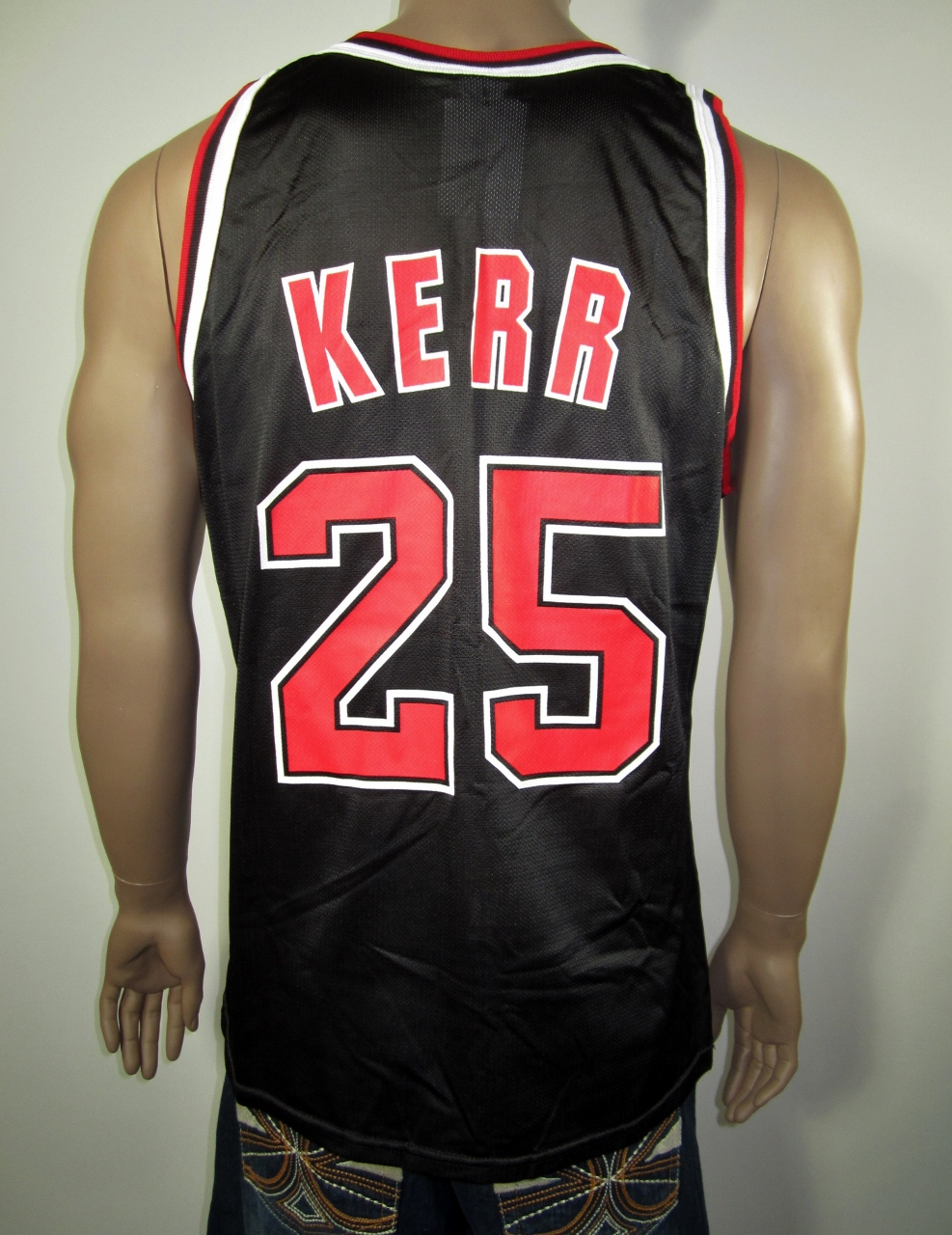 92cf2096c Steve Kerr Chicago Bulls Champion Jersey 44 NWT on Storenvy