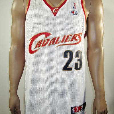 Lebron James Cleveland Cavaliers European Issue Rookie Authentic Champion  Jersey 48 XL NWT · DFRNSH8 · Online Store Powered by Storenvy 5ad34930e