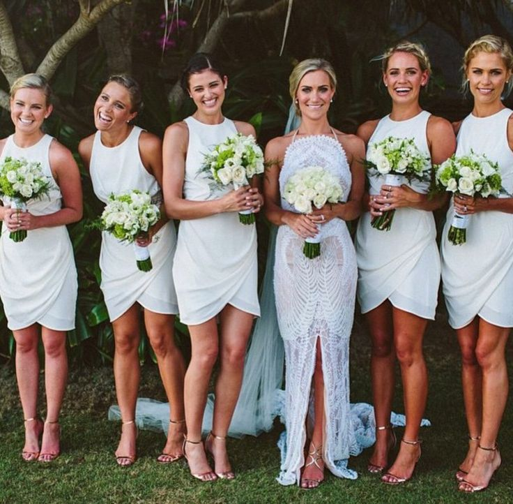 wedding ideas for small groups tight bridesmaid dresses bridesmaid dresses 28165