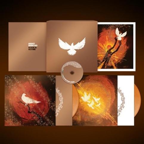 August Burns Red Quot Rescue Amp Restore Quot Box Set 183 Ci Records