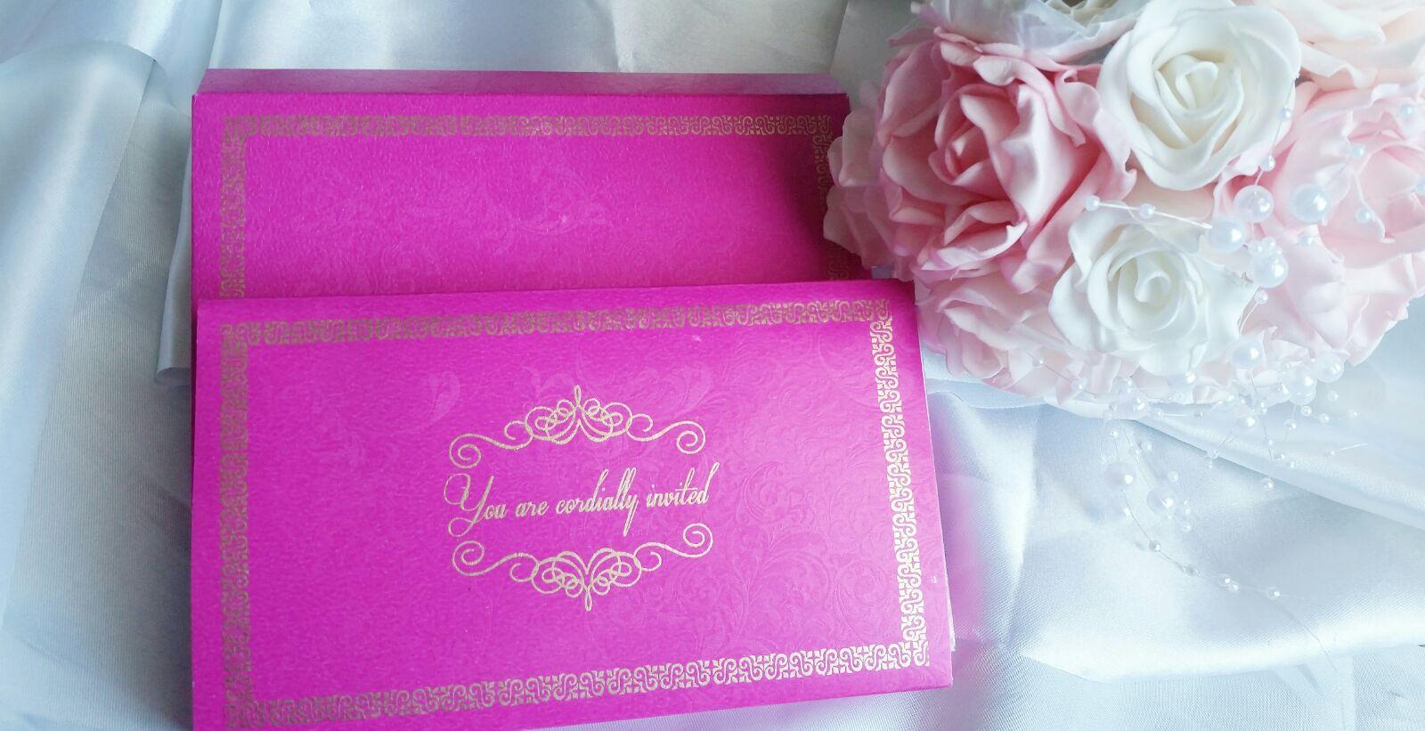 Mini Scroll Box Invitation - Castle wedding invitation, Royal ...