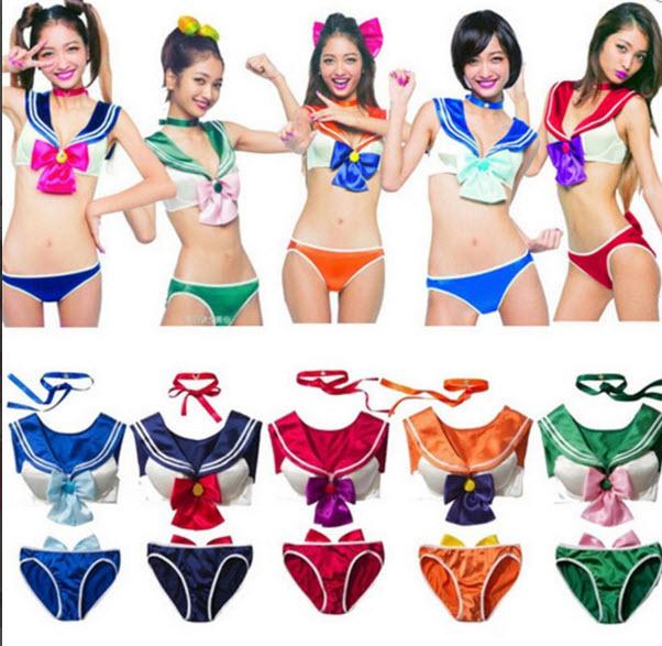 339a90dd5c Free Ship - Sailor Moon Bikini Set on Storenvy
