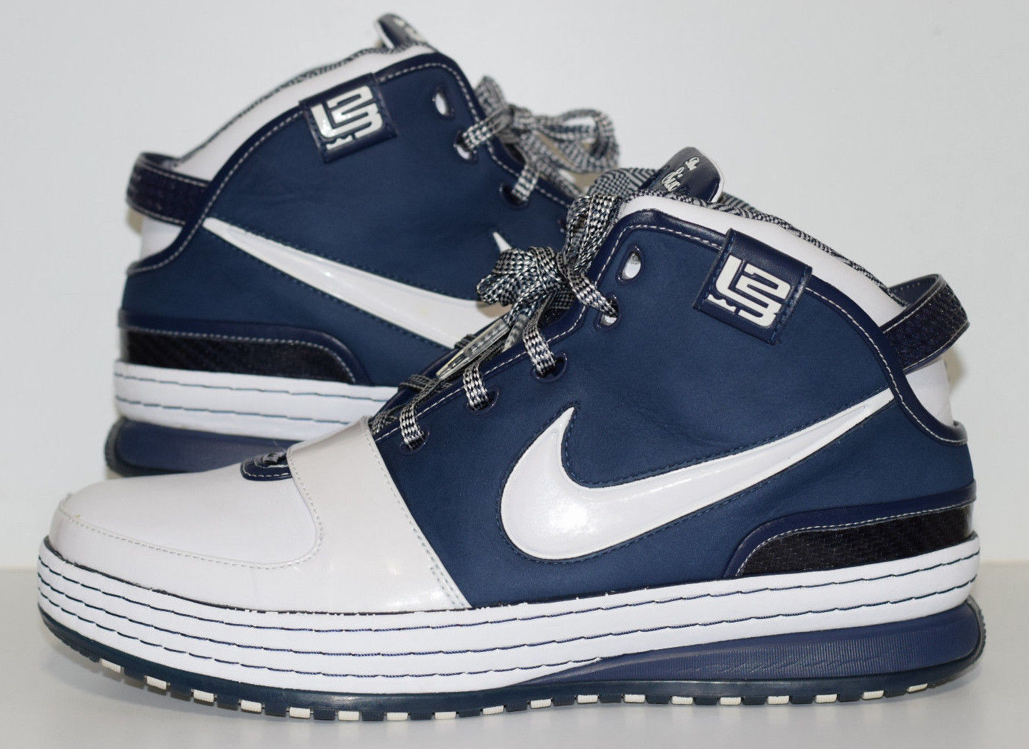 9a4fb95de312 ... france size 11.5 2008 nike lebron 6 vi new york yankees sample pe  346526 111 6f9e7