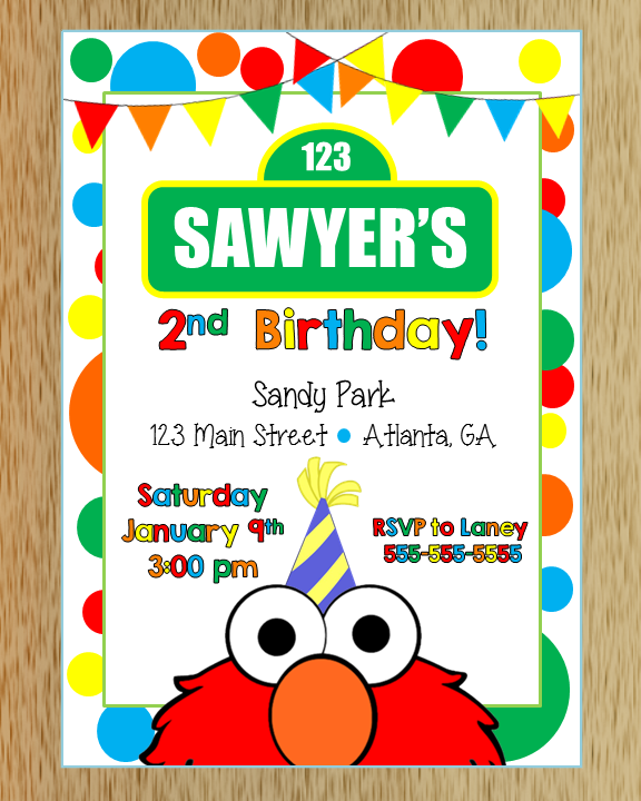 Sawyer 202nd 20birthday 20invite Original