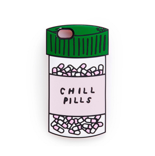 a60cdd926ec12 Chill Pills iPhone Case · moozoo · Online Store Powered by Storenvy